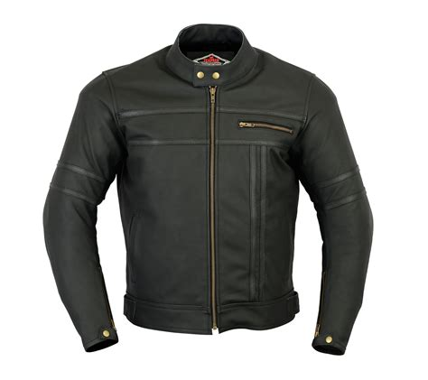 Racing Jacket by Texpeed Two Tone Leather Racing Jacket Leather Jackets