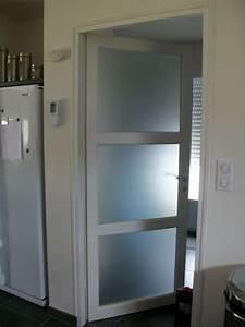 changer ses portes dinterieur fourniture et pose pour With porte d entrée pvc avec cloison vitrée salle de bain