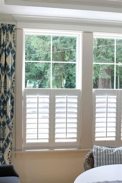 plantation blinds window dressing carehomedecor