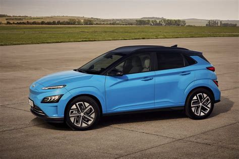 The most expensive car in hyundai's lineup is the kona electric, priced at rs. New look for 2021 Hyundai Kona Electric - car and motoring ...