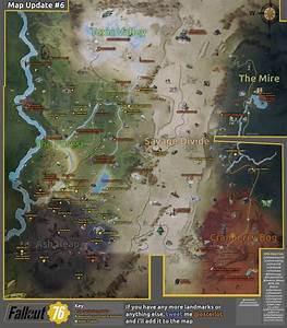 Fallout 76 Map Update 6 Fallout