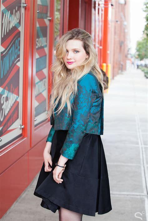 Abigail Breslin - Photoshoot for StyleCaster 2014 • CelebMafia