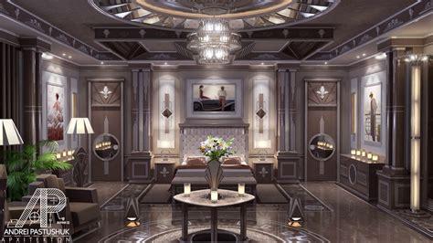 Highend Interior Design  Art Deco Master Bedroom  Youtube