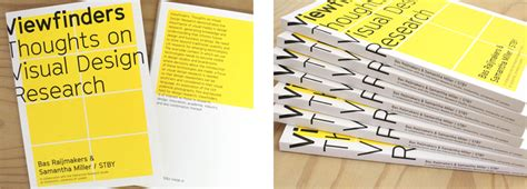 thoughts on design viewfinders thoughts on visual design research stby