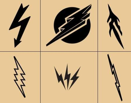 lightning bolt tattoo meaning   creative design