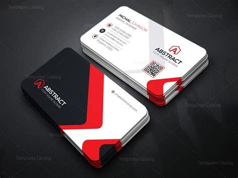 interior home designer corporate business card design template catalog