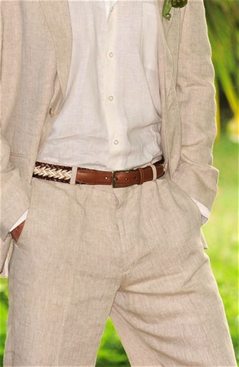natural cream linen suit linen suit dress pants linen