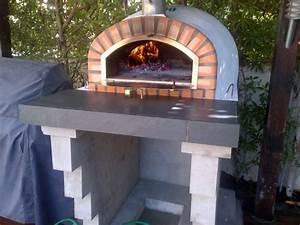 Four A Bois Pizza Professionnel : four a bois a pizza pizzaioli 90cm ~ Melissatoandfro.com Idées de Décoration