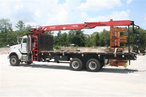 fassi f280se 22 drywall wallboard truck for sale