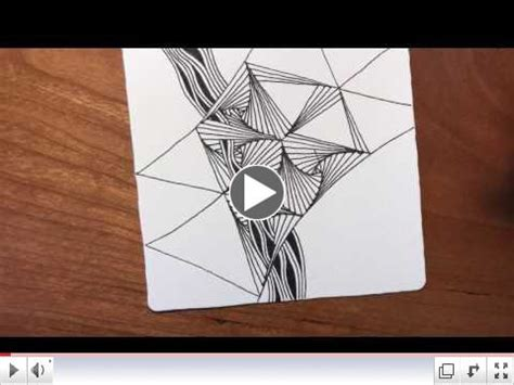 Kitchen Table Zentangle by Zentangle Newsletter New App Upgrade A Happy