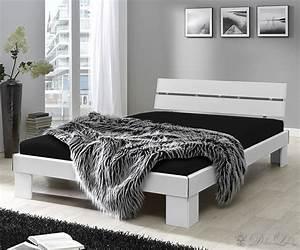 Weißes Bett 140x200 Mit Lattenrost Und Matratze : bett 140 200 wei hochglanz hause deko ideen ~ Bigdaddyawards.com Haus und Dekorationen