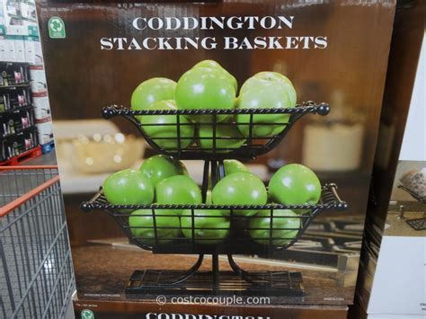 Coddington Stacking Baskets