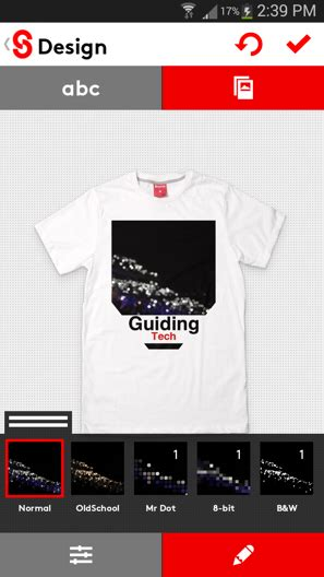 shirt designer app 3 android apps to design and order custom t shirts