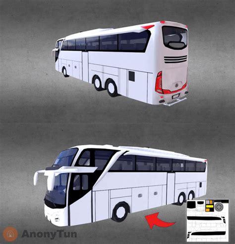 livery bussid bus truck angkot honda jazz
