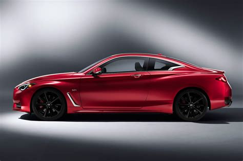 2017 Infiniti Q60 First Look Review