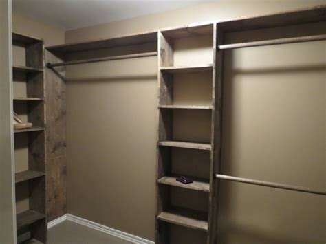 Lets Just Build A House Walk In Closets No More Living