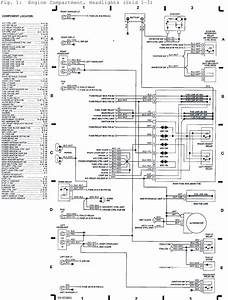 V Manual  1992 Subaru Svx Engine Compartment  Headlights  System Wiring Diagrams