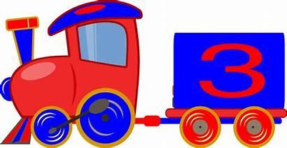 Train Cayden Clip Loco Clipart Thomas Vector