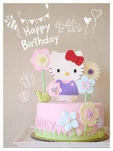 17 Best ideas about Hello Kitty Birthday Cake on Pinterest ...