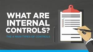 What Are Internal Controls  A Comprehensive Guide