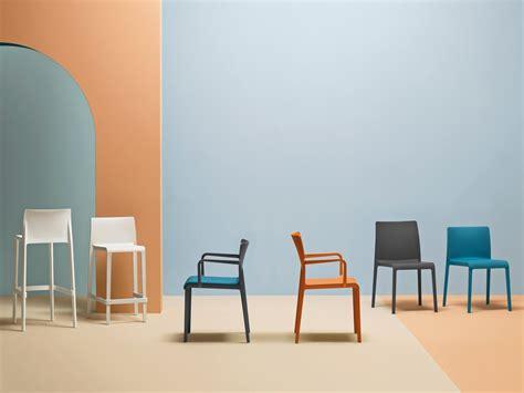chaise pedrali volt 670 by pedrali design claudio dondoli marco pocci