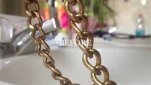 HOW TO: clean fashion jewelry with one household product ...