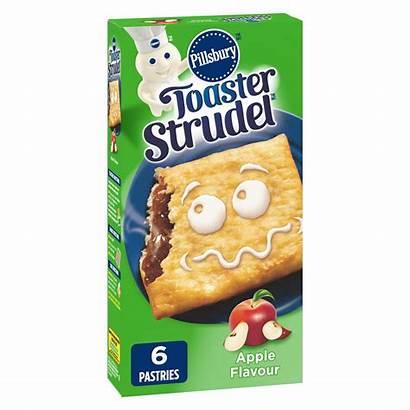 Toaster Pillsbury Strudel Apple Pastries Walmart Breakfast