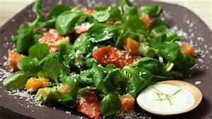 Salade Poulet Avocat : salade de poulet piquant vinaigrette coco avocat mangue ~ Melissatoandfro.com Idées de Décoration