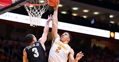 tennessee basketball releases full   schedule