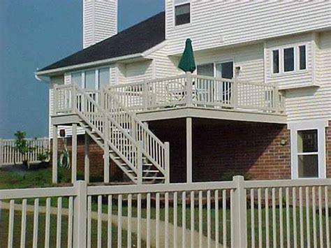 decks railings bugh