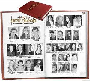 New Moon Cast Year Book - Twilight Series Photo (5635549 ...