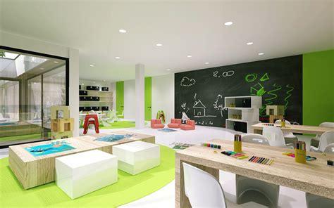 modular kindergarten  minimalstudio architects