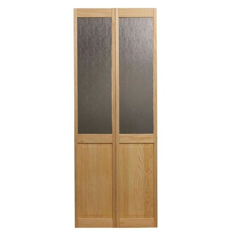 home depot interior doors with glass pinecroft 32 in x 80 in glass raised panel