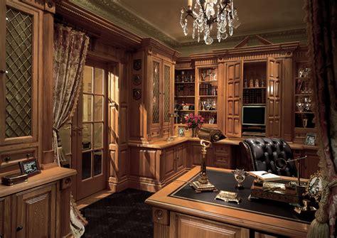 Klasik Büro Mobilyaları