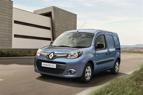 Renault Kangoo ZE electric van now available in Business+ ...