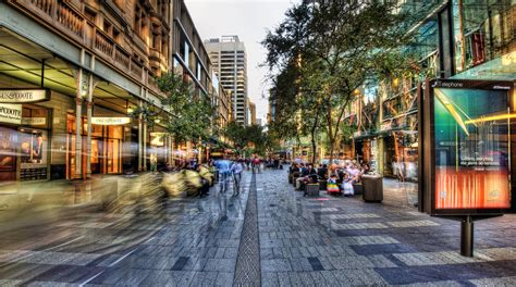 Pitt St Mall Sydney Enters Battle Of The Shopping Centres ...