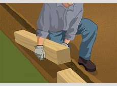 How To Install Landscape Timber Edging at The Home Depot