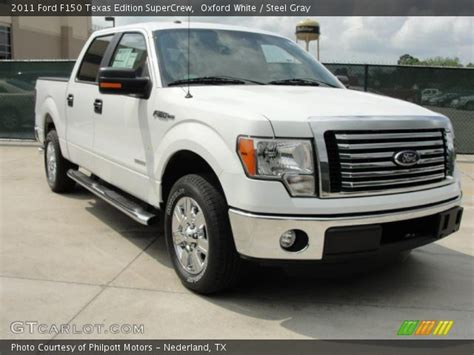2011 Ford F150 Texas Edition Supercrew