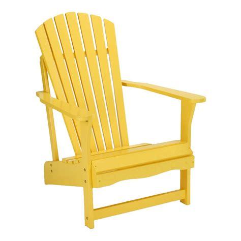 outdoor wood adirondack chair ebay