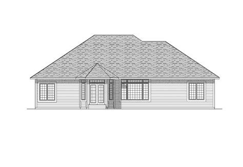 Bedroom Bully Trista Pdf by Trista Southern Ranch Home Plan 051d 0174 House Plans