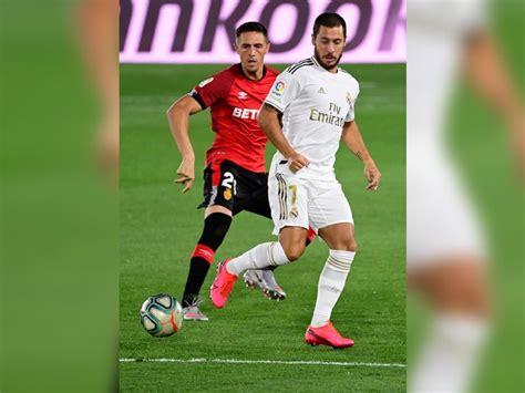 La Liga: Zinedine Zidane Hopes Eden Hazard Will Play Again ...