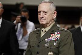 General Mattis rebukes Trump