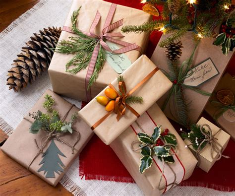 homemade wrapping paper gift decoration ideas