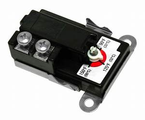 Free S H  Therm O Disc 4090 Lower Thermostat For 2 Element