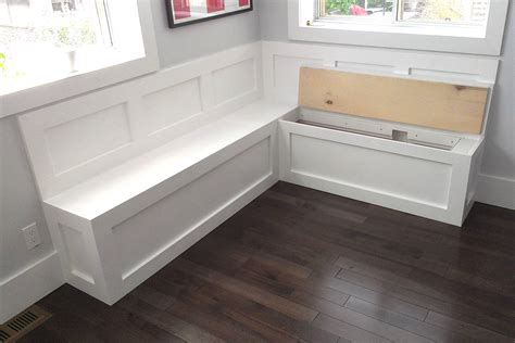 kitchen benches with storage kitchen storage bench seat plans 5120