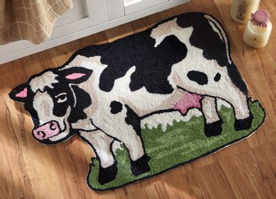 cow kitchen rug collections etc unique gifts home and garden decor and