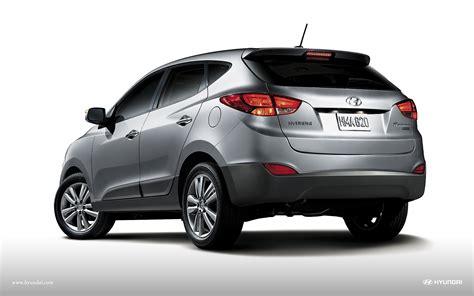 Hyundai Car : Hyundai Ix35 / Tucson Specs & Photos
