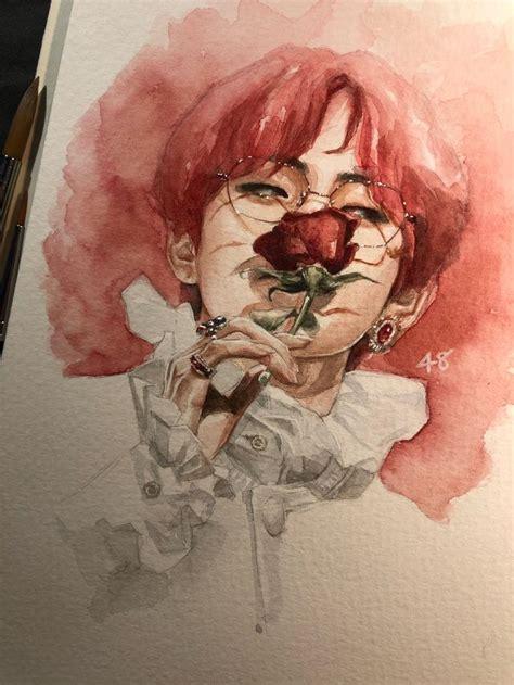 bts drawings art sketches kpop drawings