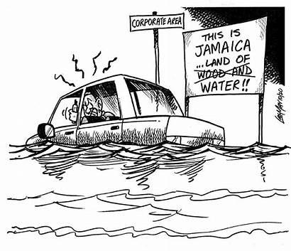 October Saturday Jamaica Gleaner Cartoon Cartoons