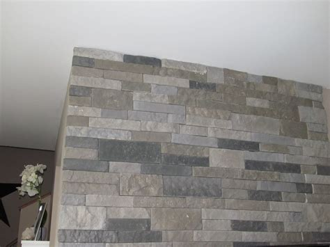 stacked panels lowes decorating recommended lowes airstone for wall decor